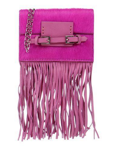 Amantes Amentes Handbag In Fuchsia