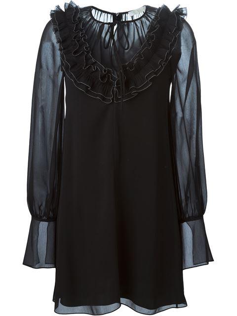 ChloÉ Sheer Dress