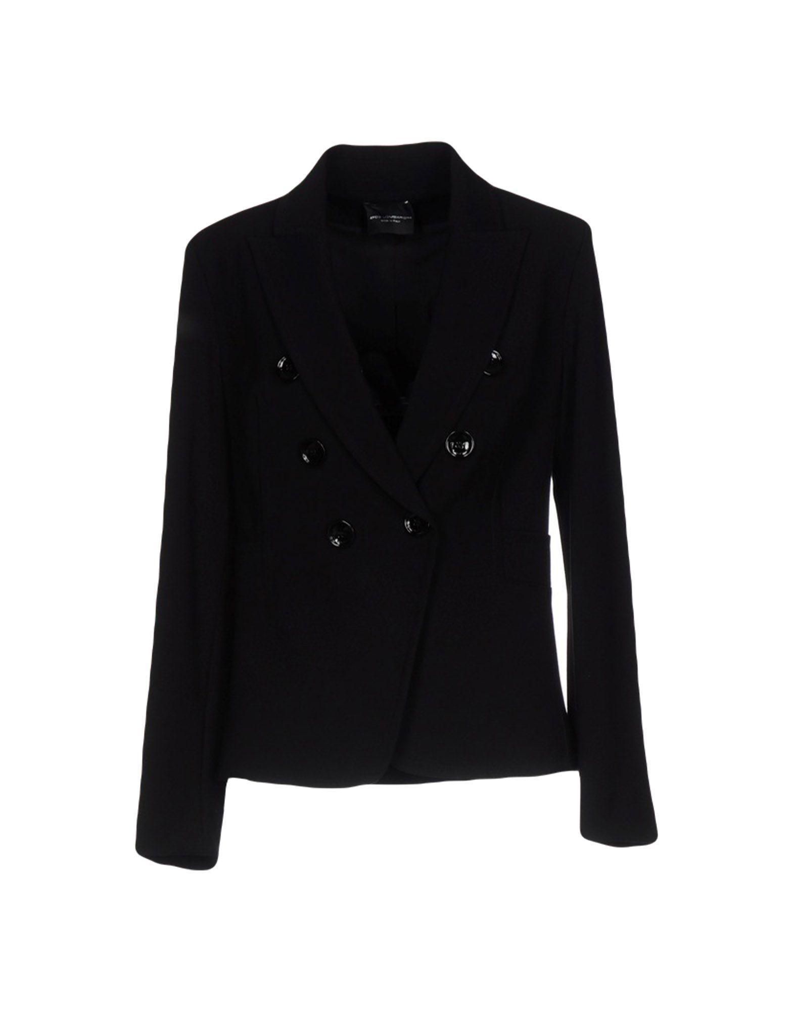 Atos Lombardini Blazer In Black