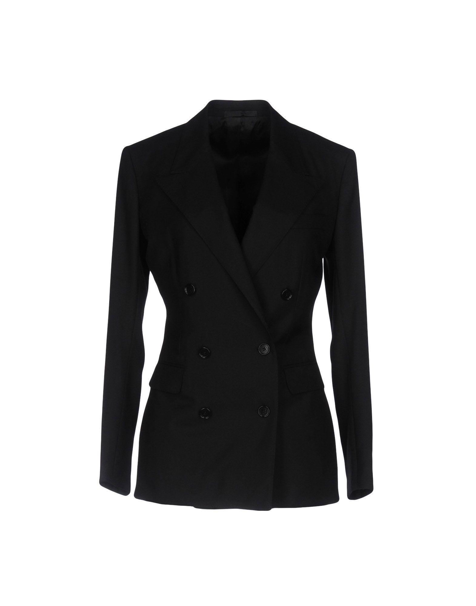 Caruso Blazer In Black