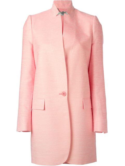 Stella Mccartney Classic Blazer Coat