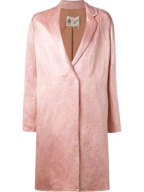 Lanvin Classic Coat