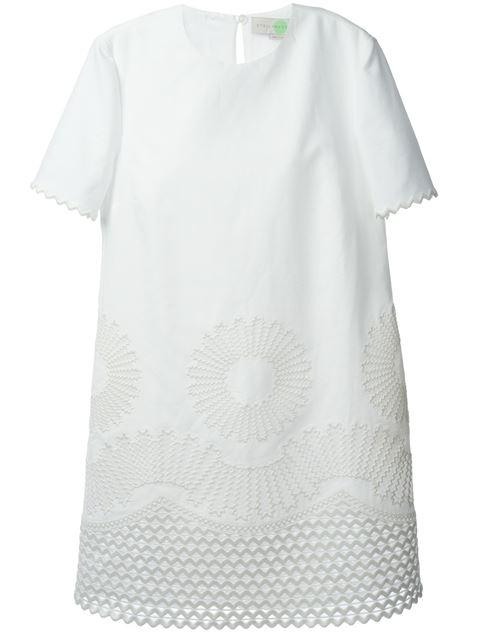 Stella Mccartney Embroidered Dress