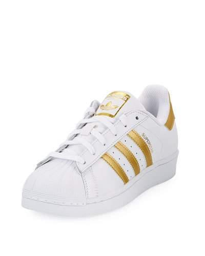 finest selection c95bf fb978 Adidas Originals Adidas WomenS Superstar Casual Sneakers From Finish Line  In Yellow