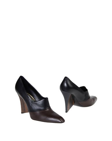 Stella Mccartney Ankle Boot In Dark Brown