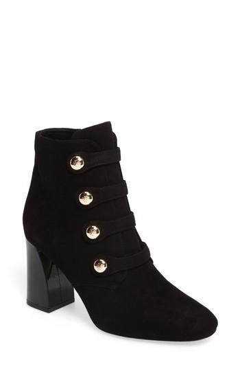 b24229522 Tory Burch Marisa 85Mm Strappy Booties In Black