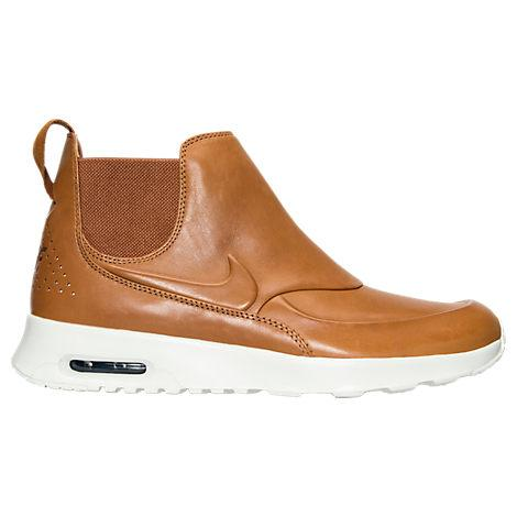 sale retailer e8fe1 60cd4 Nike Women s Air Max Thea Mid-Top Casual Shoes, Brown In Ale Brown