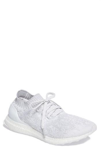 3d6b453a7d9ab Adidas Originals Adidas Men s Ultra Boost Uncaged Running Sneakers From  Finish Line In White  White