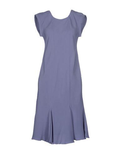 Emporio Armani Short Dress In Purple