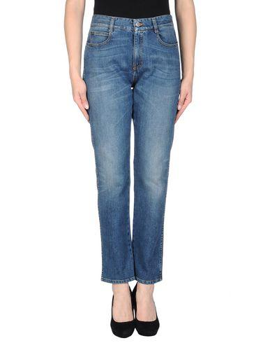 Stella Mccartney Denim Pants In Blue