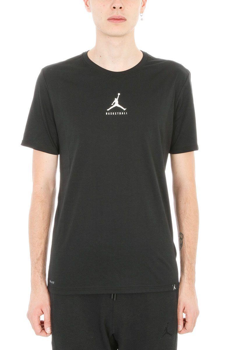 info for b79e1 e483c Nike Men s Air Jordan 23 7 Dri-Fit Basketball T-Shirt, Black
