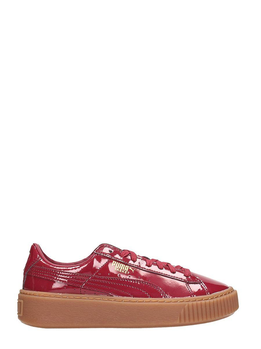 buy online 2df8d a6481 BASKET PLATFORM WNS SNEAKERS