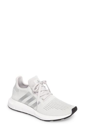 3b4316c5f Adidas Originals Adidas Women s Swift Run Casual Sneakers From Finish Line  In Grey