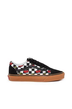 8bb547920fe2f Vans Opening Ceremony Cherry Checker Old Skool Sneaker In Cherry Checker  Black
