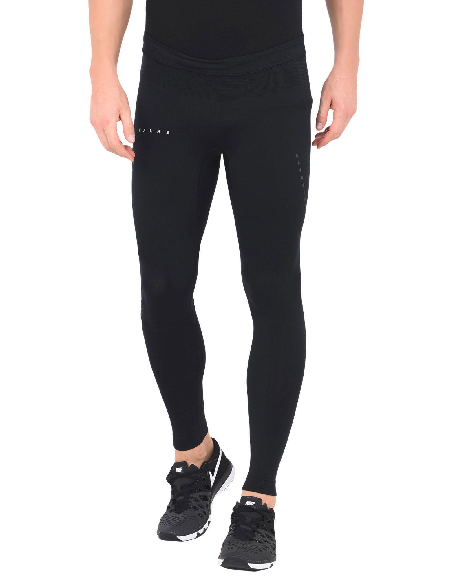 Falke Athletic Pant In Black