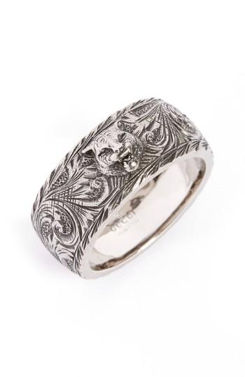 a31e791ffc FELINE HEAD RING