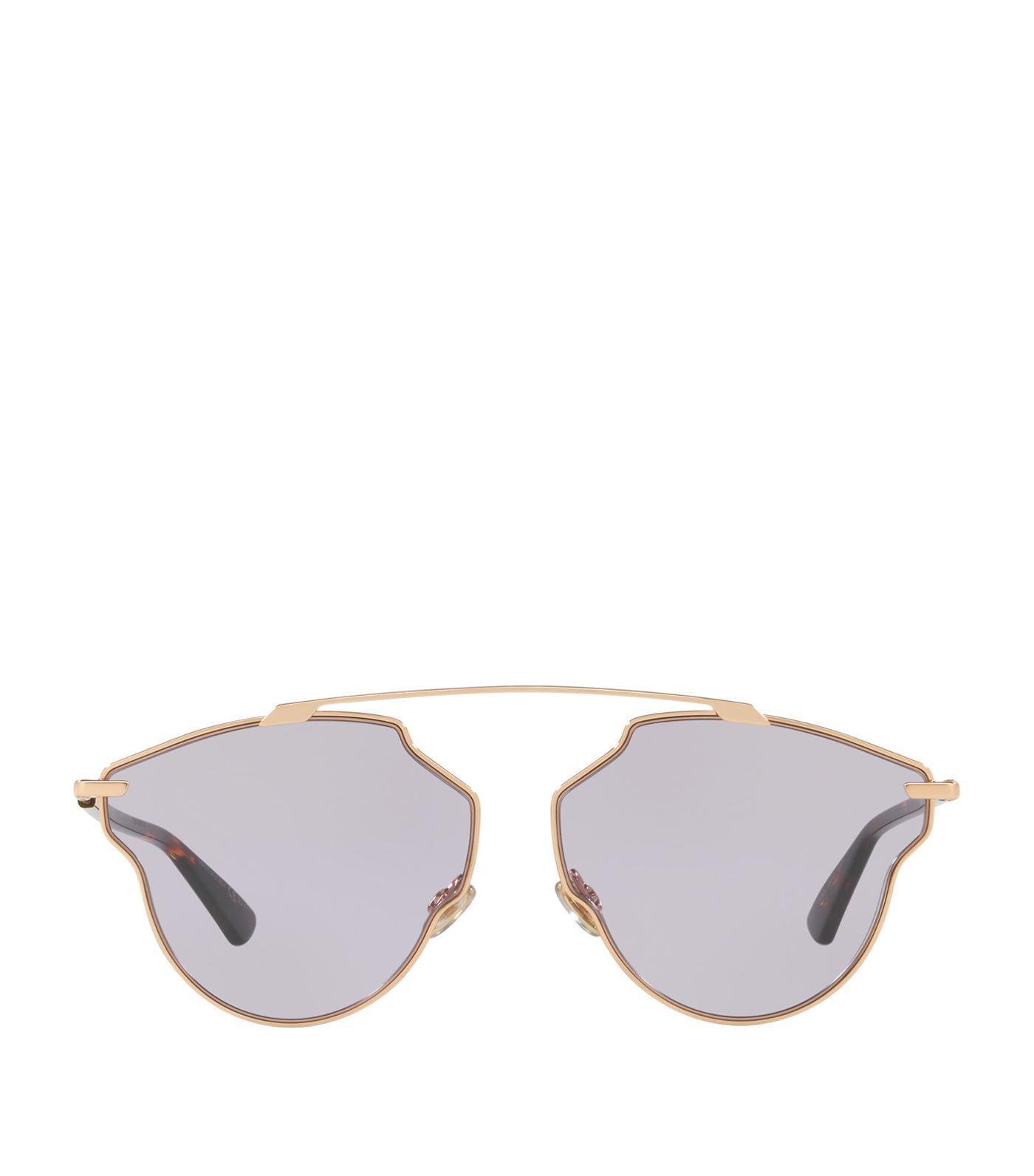 5de59896e0 Dior So Real Pop Brow Bar Pantos Sunglasses