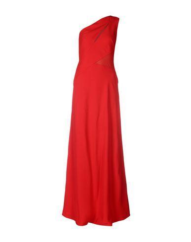 Alberta Ferretti Evening Dress In Red