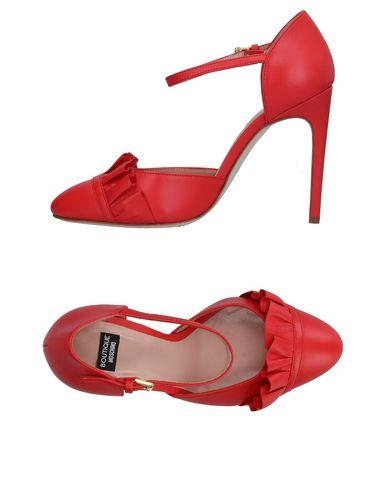 Boutique Moschino Pump In Red