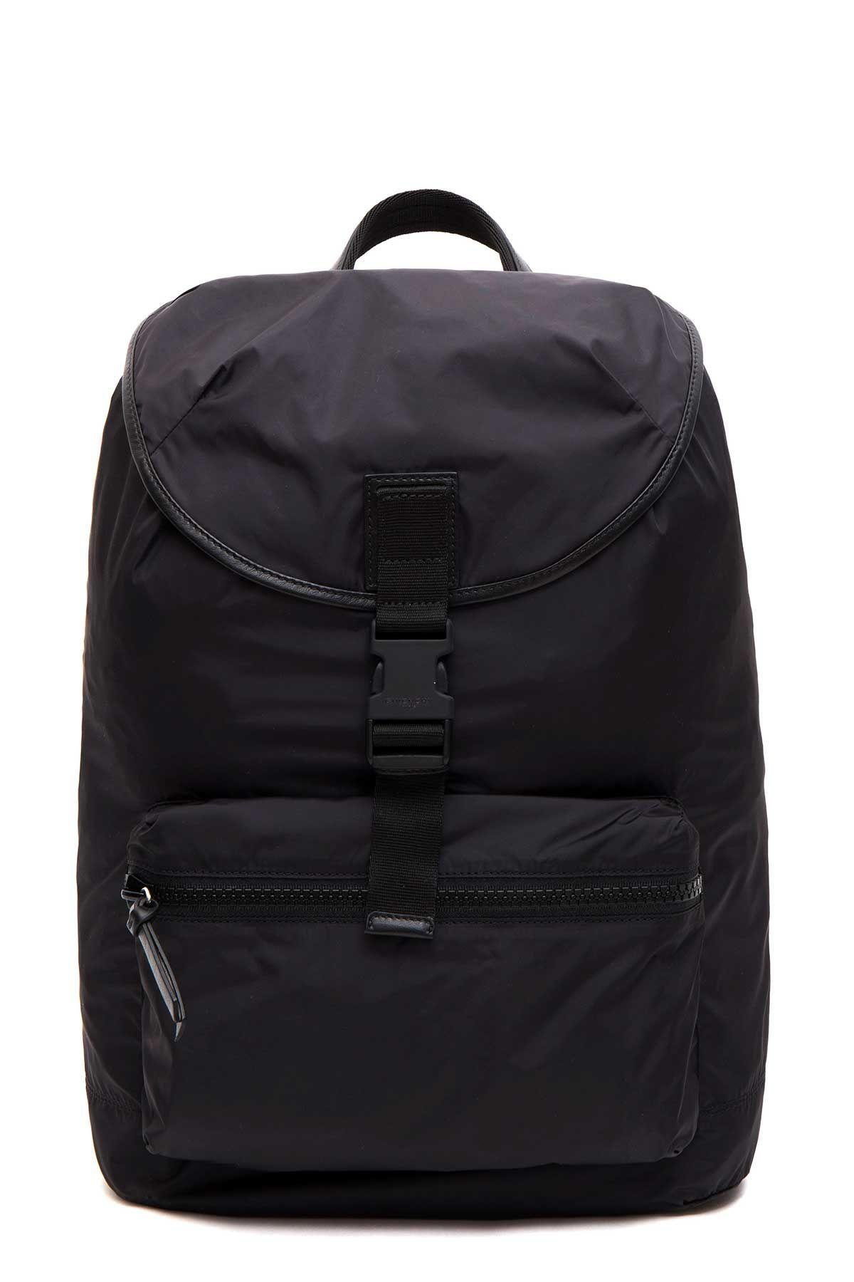 e899cf9cf1 Givenchy Star Trim Packable Backpack In Black  Red