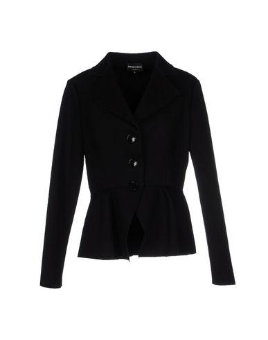 Emporio Armani Blazer In Black