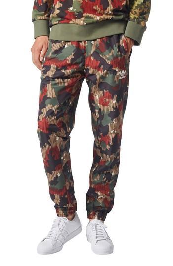 4bc93f9eb0 Adidas Originals Originals Pharrell Williams Hu Hiking Wind Pants In Camo