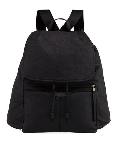 Balenciaga Arena Leather Backpack