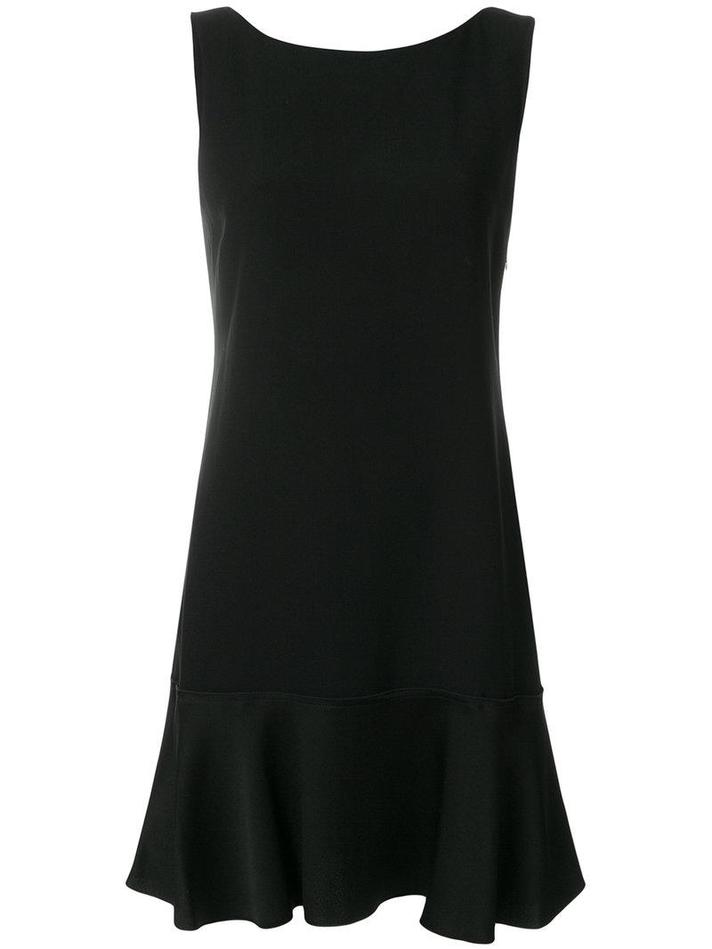 18cc805537 Select Size. Store Status Price. Theory Kensington Flirty Flare Dress In  Black