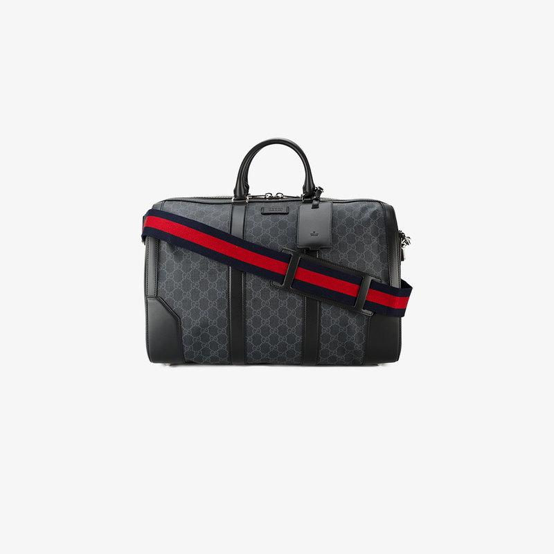 3547049e1fe3 Gucci Soft Gg Supreme Carry-On Duffle In Black. Browns Fashion. 1850Login  to see price