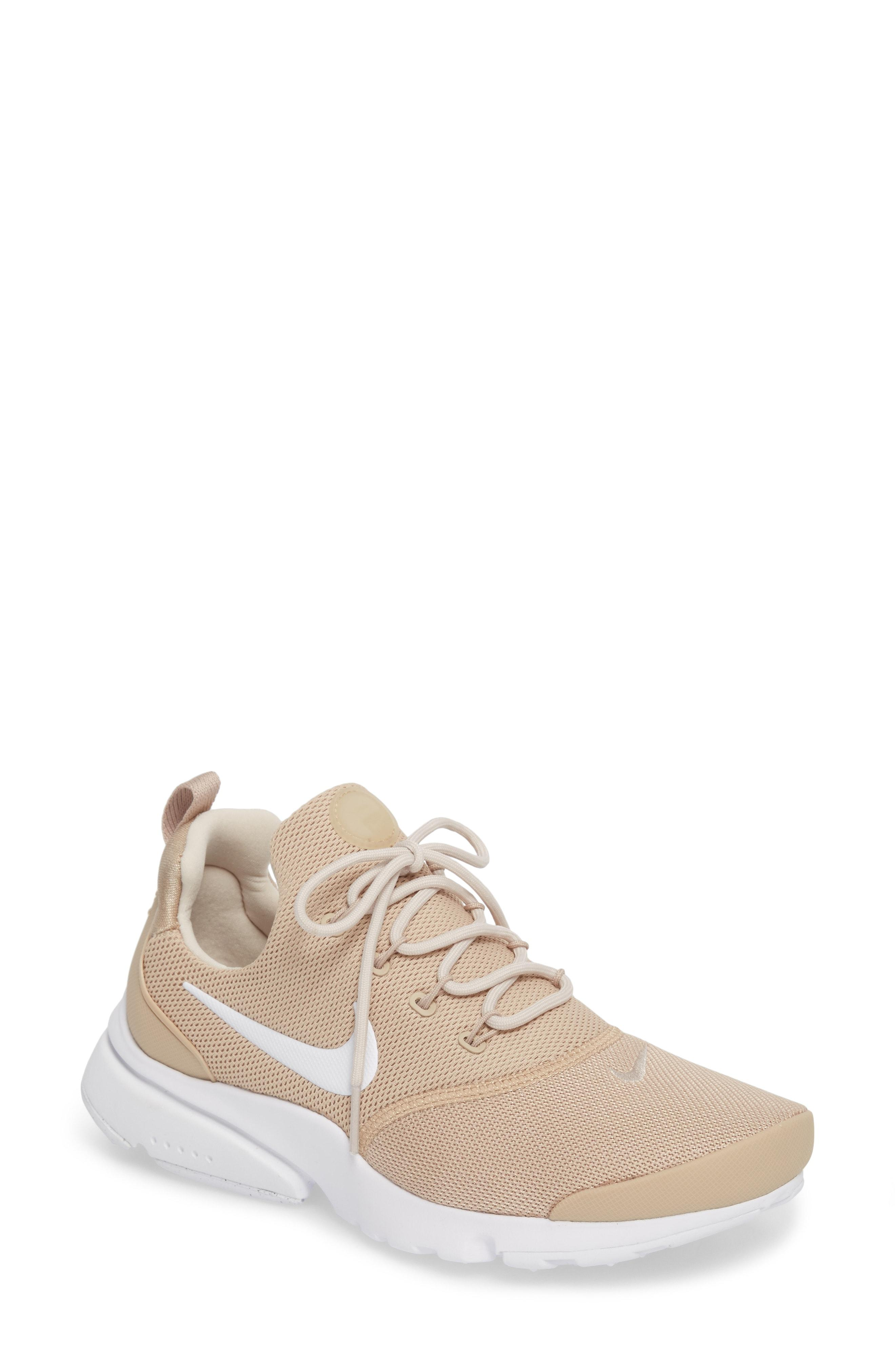 5b0b84173a3f Nike Women s Presto Fly Running Sneakers From Finish Line In Sand Desert  Sand-Sail