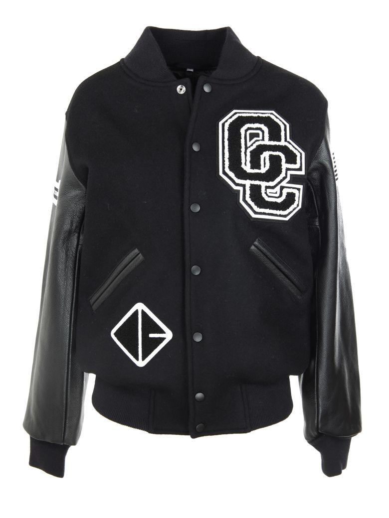 9d3bc6a52 PATCH EMBROIDERED BOMBER