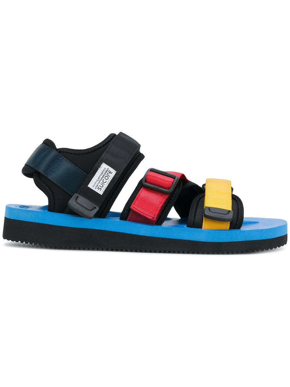 10746d40c815 Suicoke Kisee-V Sandals In Multicolour. Farfetch