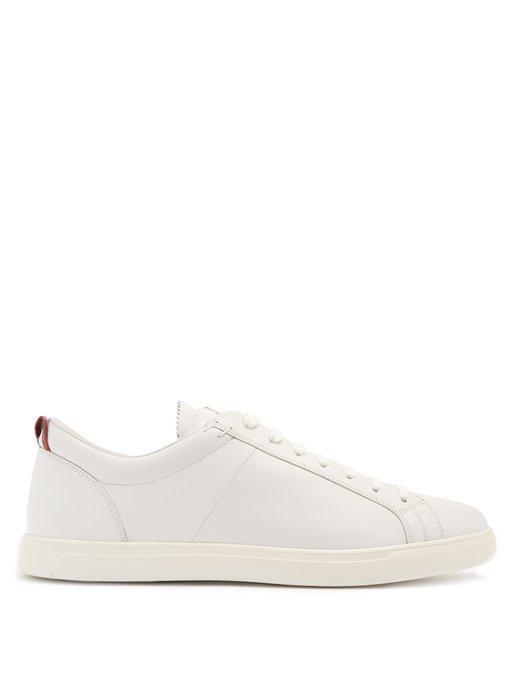 135998b0e Moncler La Monaco Sneakers In White