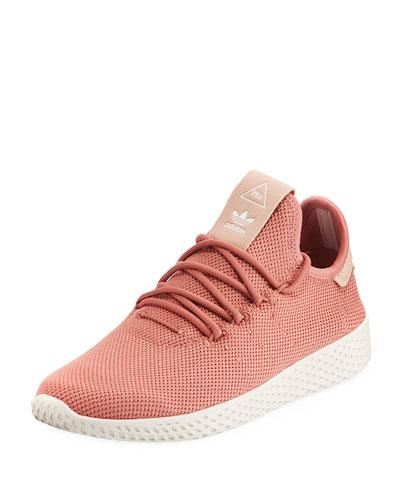 bbf79a6aa Adidas Originals Adidas Women s Originals Pharrell Williams Tennis Hu  Casual Sneakers From Finish Line In Ash