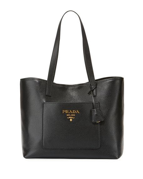 fd487489433b Prada Large Daino Shopper Tote Bag