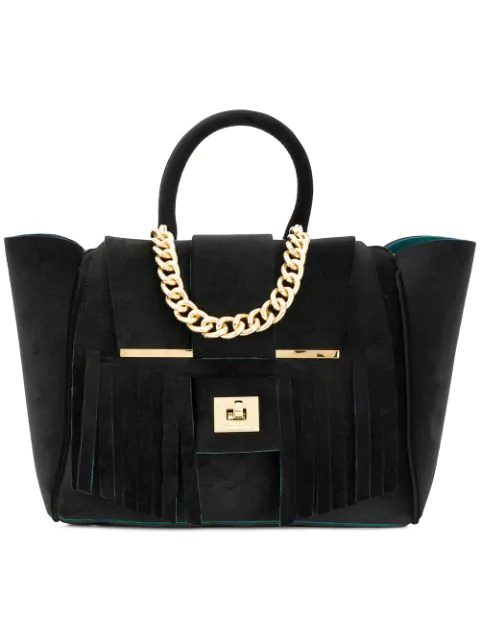 Alila Idie Medium Tote In Black