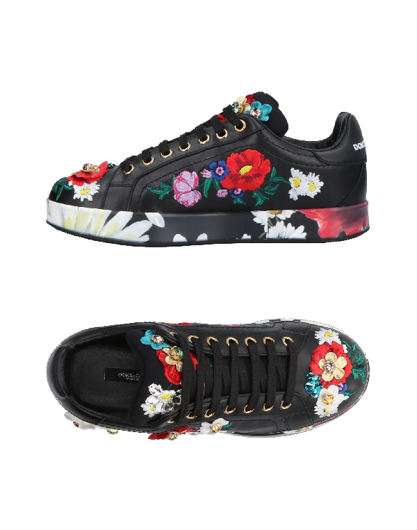 Dolce & Gabbana 运动鞋 In Black