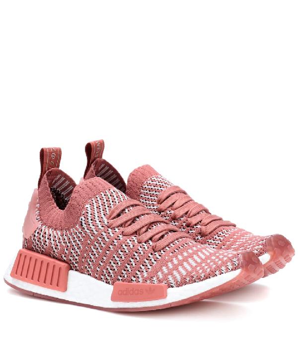 8f2612394 Adidas Originals Adidas Women s Nmd R1 Stlt Primeknit Sneakers In Pink