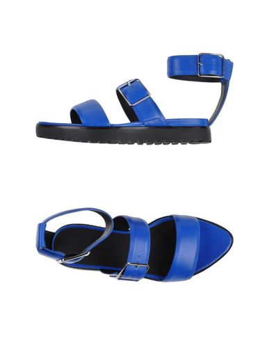 Alexander Wang Sandals In Bright Blue