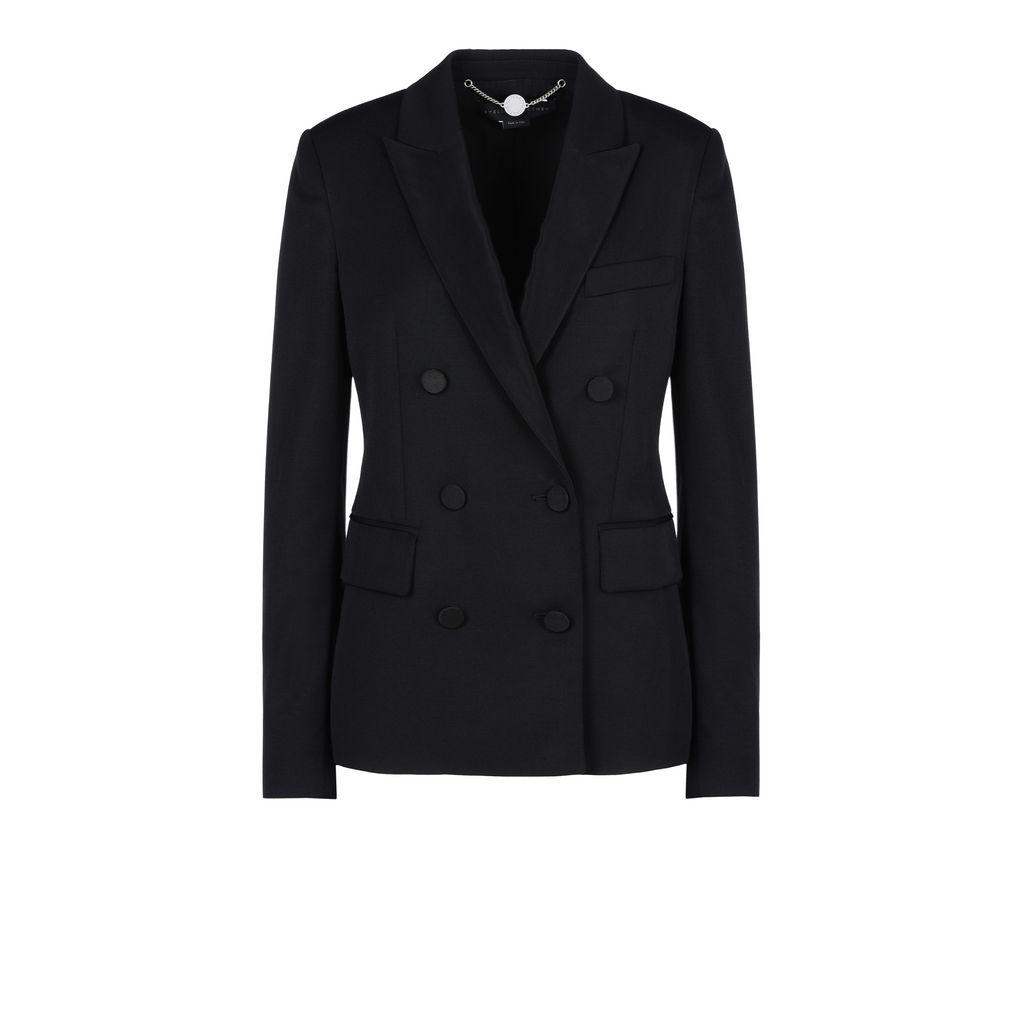 Stella Mccartney Blazers In Black