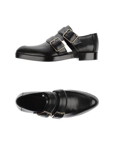 Alexander Wang 'Jacquetta' Monk Strap Shoe In Black
