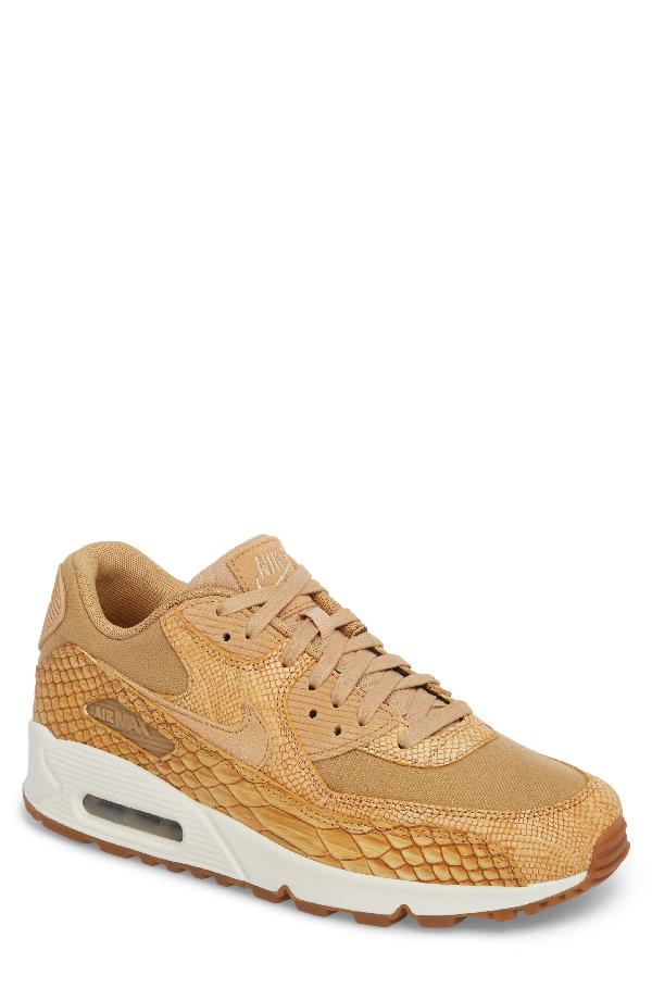 best website 01d73 d8c66 Nike Air Max 90 Premium Sneaker In Neutrals