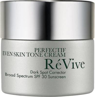 Revive Perfectif Even Skin Tone Cream Dark Spot Corrector Broad Spectrum Spf 30 Sunscreen, 1.7 Oz. In No Color