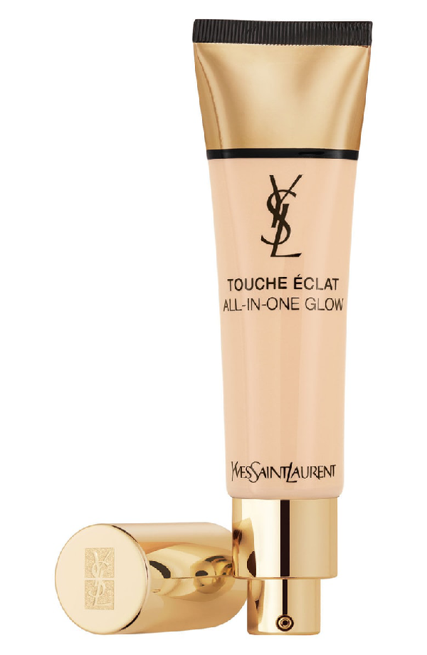 Saint Laurent Touche Eclat All-in-one Glow B10 Porcelain 1.01 oz/ 30 ml