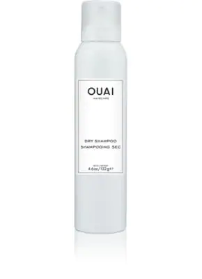 Ouai Dry Shampoo, 130G - Colorless In White