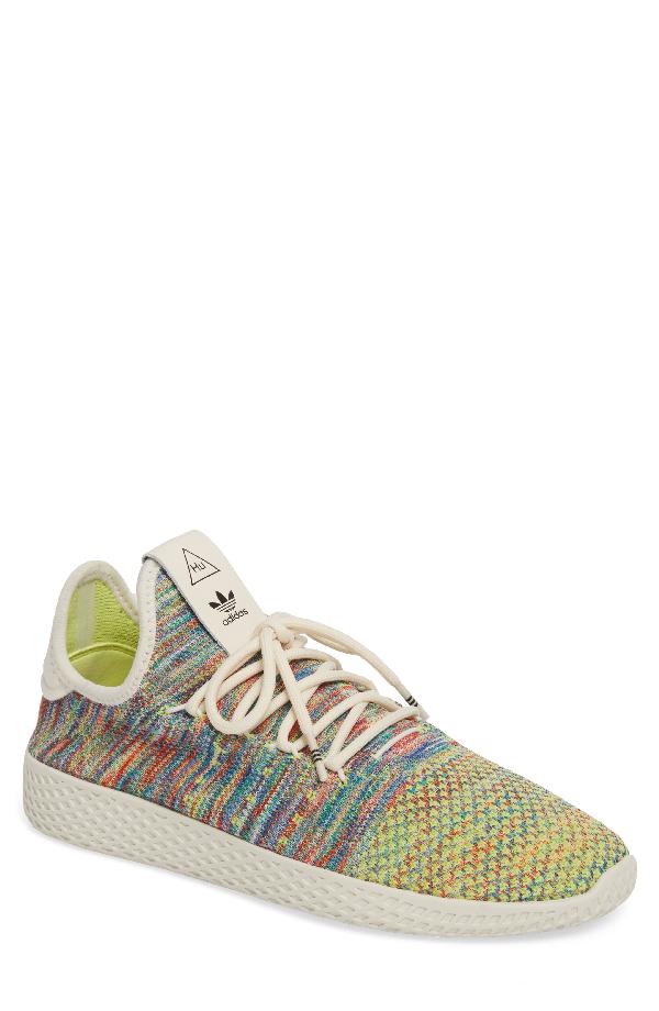4247c93e83ccc Adidas Originals Adidas By Pharrell Williams Adidas X Pharell Williams  Tennis Hu Sneakers - Multicolour