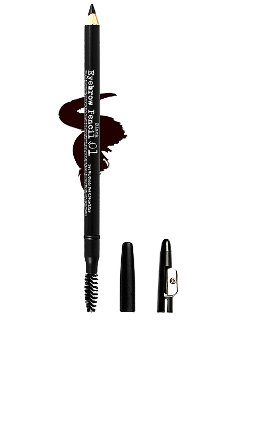 The Brow Gal Eyebrow Pencil – 黑色 In Black