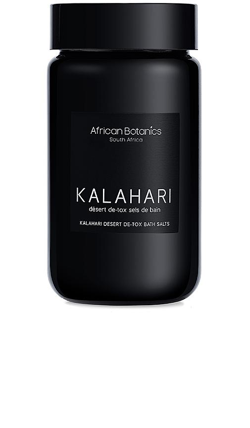 African Botanics Kalahari Desert De-tox バスソルト In N,a