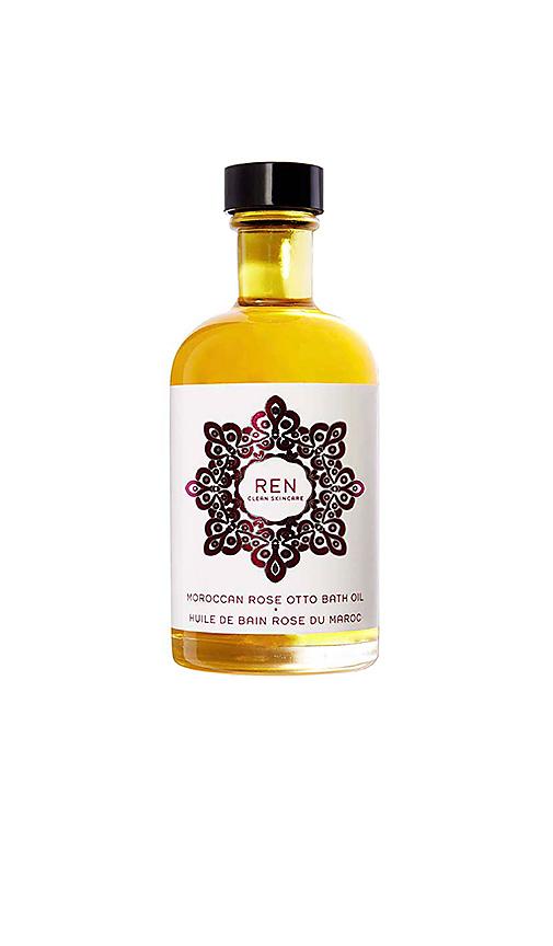 Ren Skincare Moroccan Rose Otto Bath Oil. In N,a