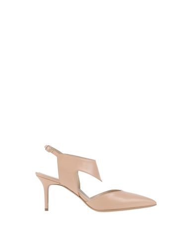 Nicholas Kirkwood Leather Pumps In Neutrals